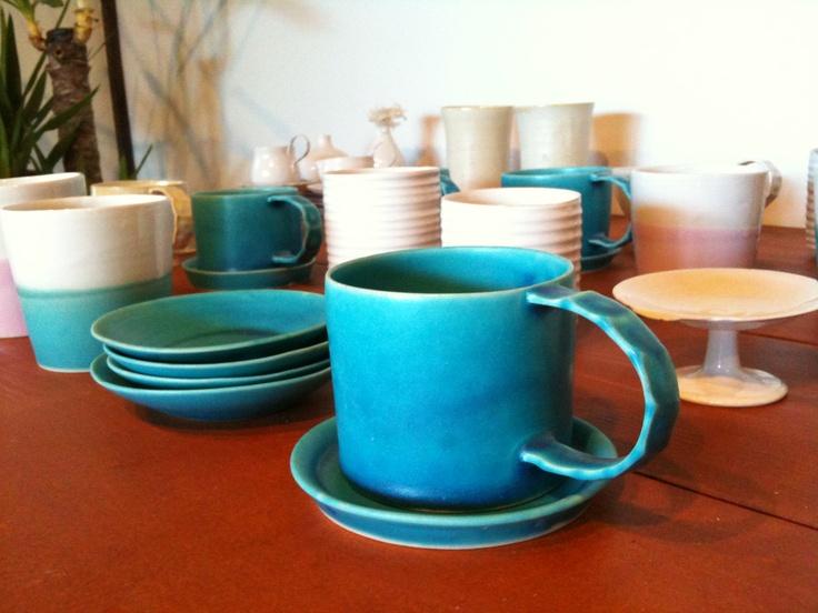 Wakako Ceramics Japan Oita