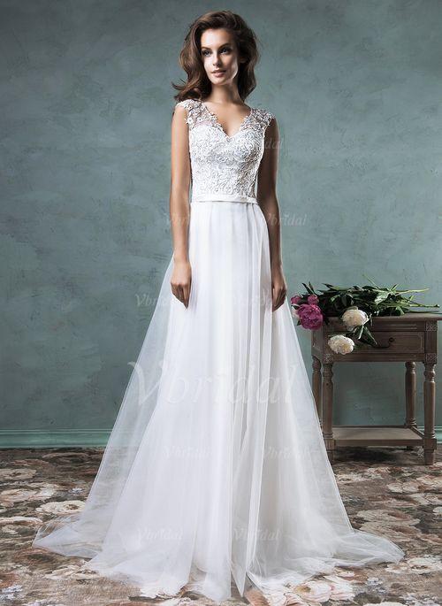 53 best wedding dress images on Pinterest | Wedding frocks, Short ...