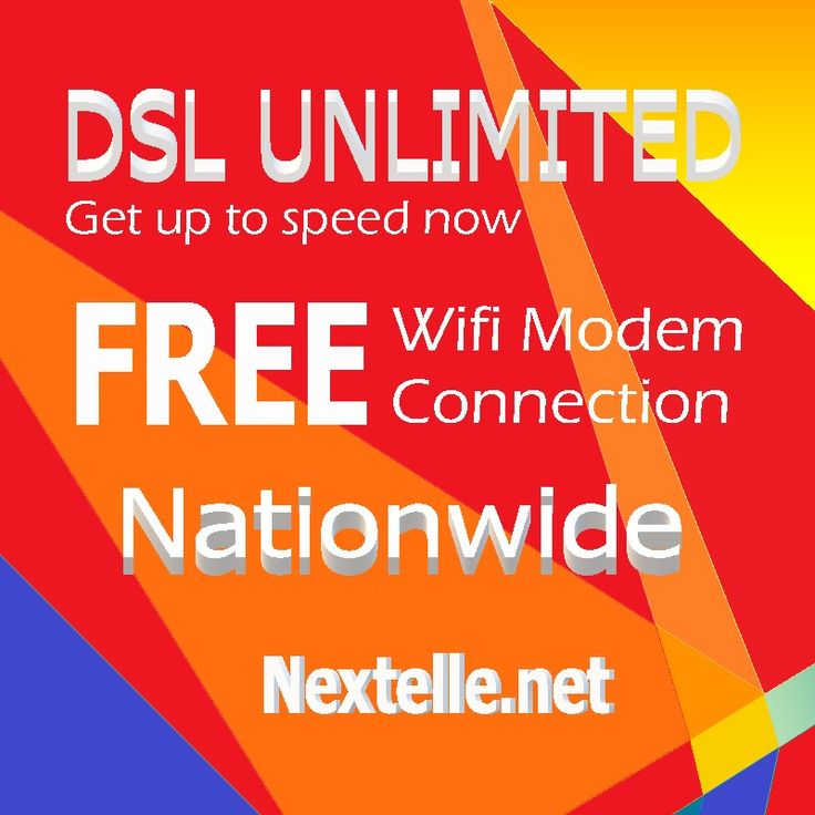 DSL Standalone Plans Affordable Unlimited Broadband