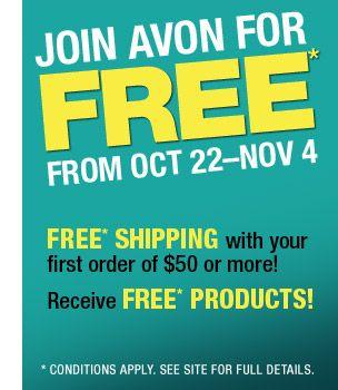 Become an Avon Independant Sales Representative