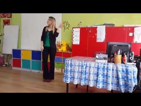 Ben Bir Küçük Çaydanlığım Şarkısı - Evde Okul Öncesi