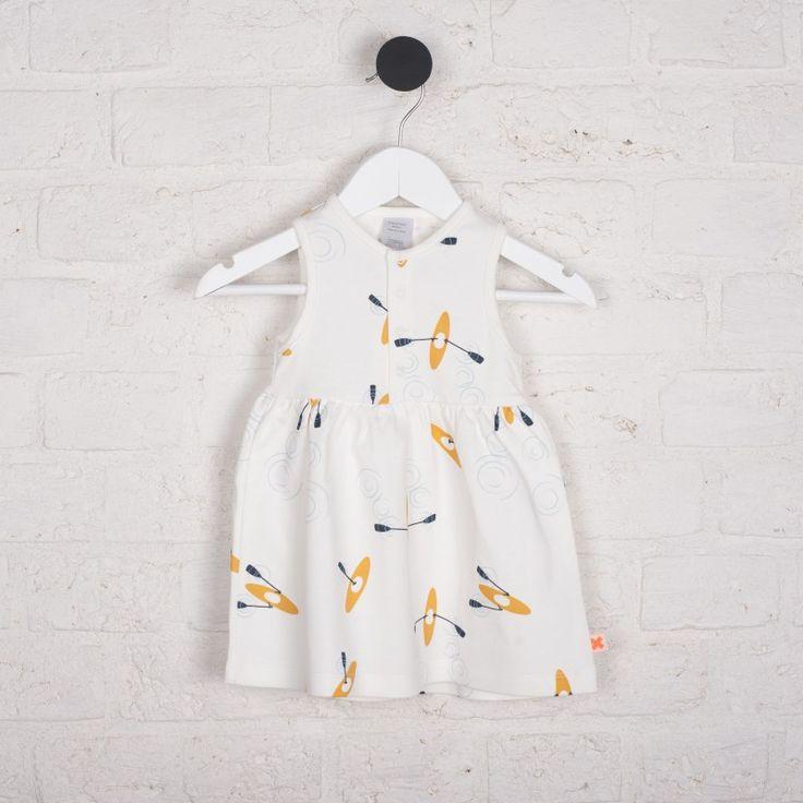 Tinycottons Sukienka w kajaki