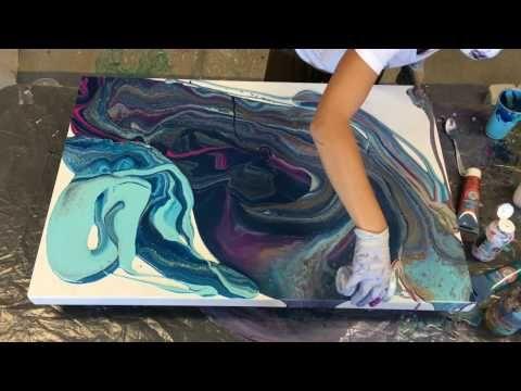 """The making of """"Blu Swan"""" - YouTube"""