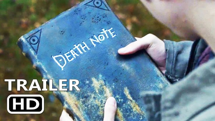 DEATH NOTE THE MOVIE Trailer (Netflix 2017)  #MovieTrailers  Jeremy Brown My Hollywood News