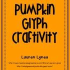 This pumpkin glyph is great for any K-3 classroom! Included are glyph directions for students as well as templates for the pumpkin, stem, eyes, nose and mouth! You also get a page where students can write about their glyphs!