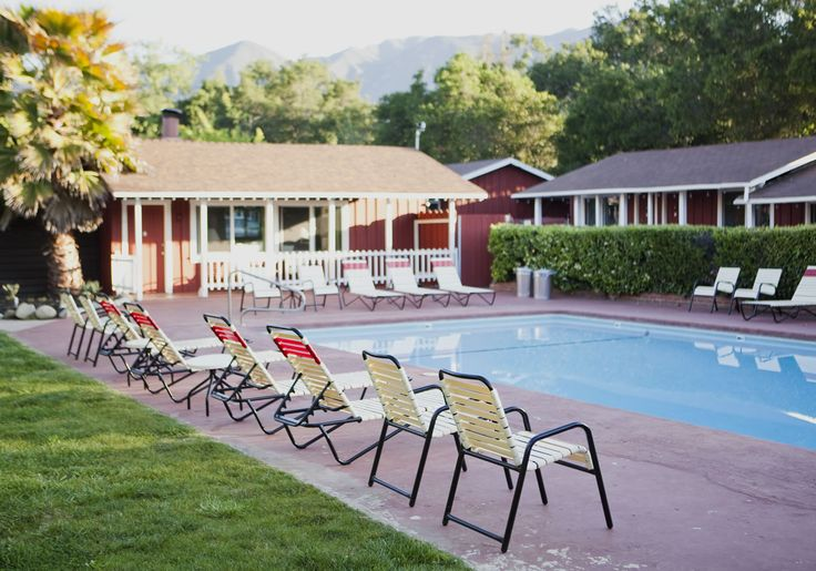 The Ojai Rancho Inn: A Roadhouse for Modern Mystics: Remodelista | California