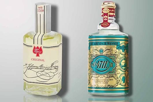 "The original Eau de Cologne is a spirit-citrus perfume launched in Cologne in 1709 by Giovanni Maria Farina (1685–1766), an Italian perfume maker from Santa Maria Maggiore Valle Vigezzo, Italy. In 1708, Farina wrote to his brother Jean Baptiste: ""I have found a fragrance that reminds me of an Italian spring morning, of mountain daffodils and orange blossoms after the rain"". He named his fragrance Eau de Cologne, in honour of his new hometown."