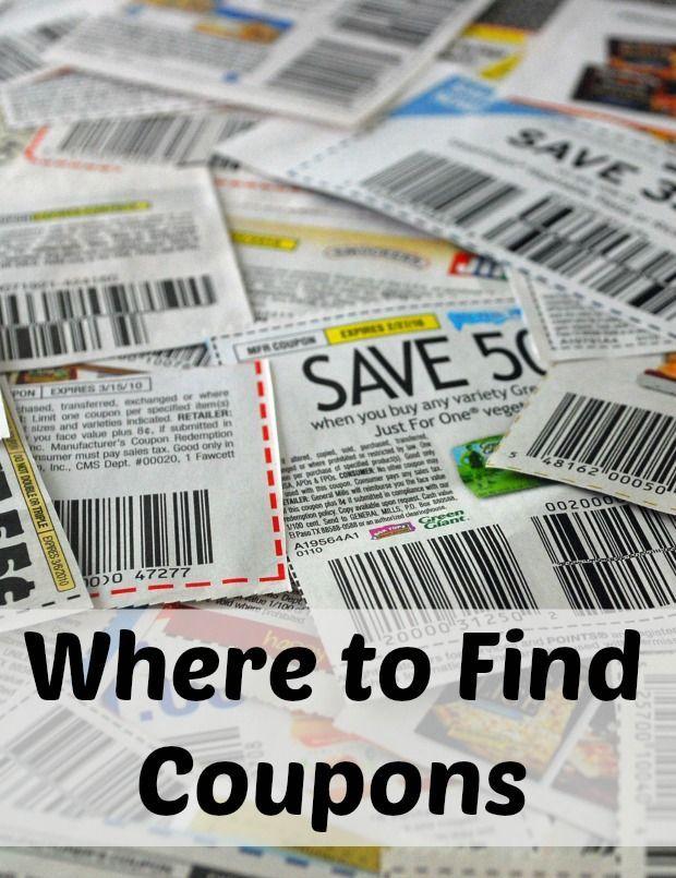 Moneysavers coupons