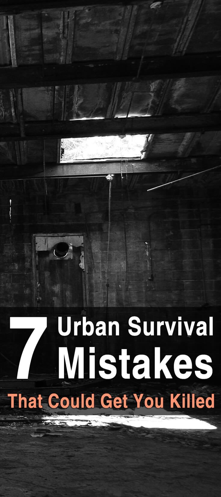 Even experienced preppers can make deadly mistakes…