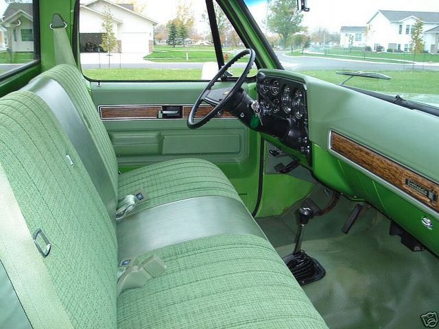 1984 Chevy K10 Bench Seat Consoles Buckets Gm Square Body