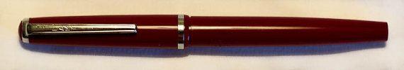 Lamy Fountain Pen Red by ScholarandGardener on Etsy, $75.00