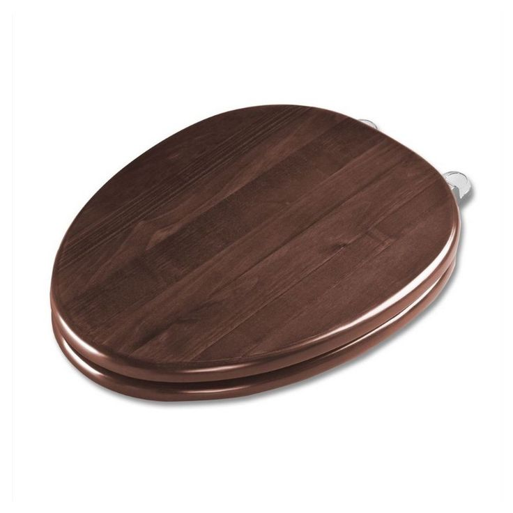 Glamorous Dark Wood Toilet Seat Soft Close Images   Exterior Ideas .