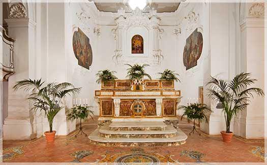 Certosa di San Giacomo per un matrimonio unico ed indimenticabile.   Certosasangiacomo