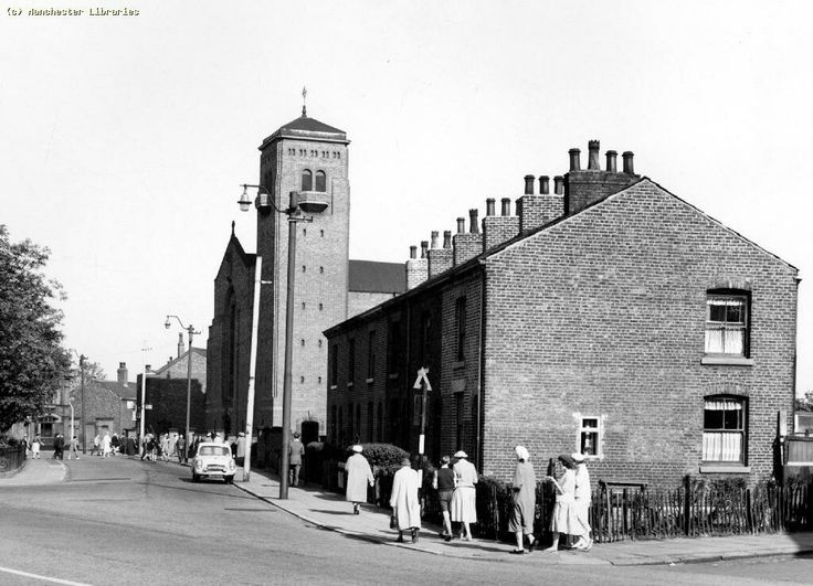 St Dunstons church, Moston