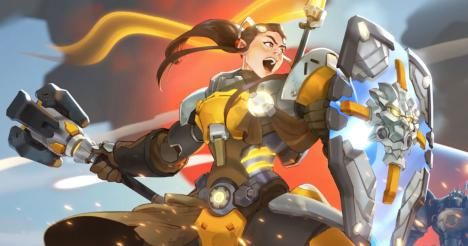 Play the new 'Overwatch' support hero on test servers right now
