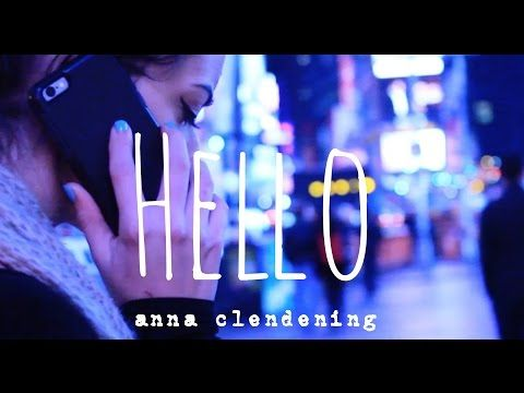 Adele - Hello Cover by Anna Clendening - YouTube