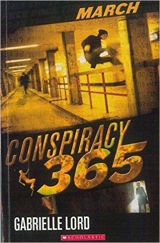 conspiracy 365 book review february