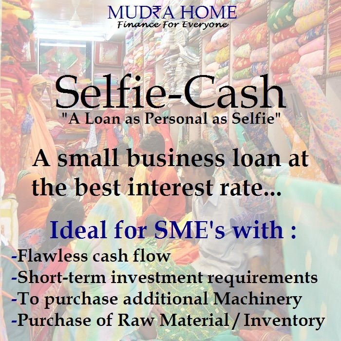 Selfie Cash A Small Business Loan At The Best Interest Rate Ideal