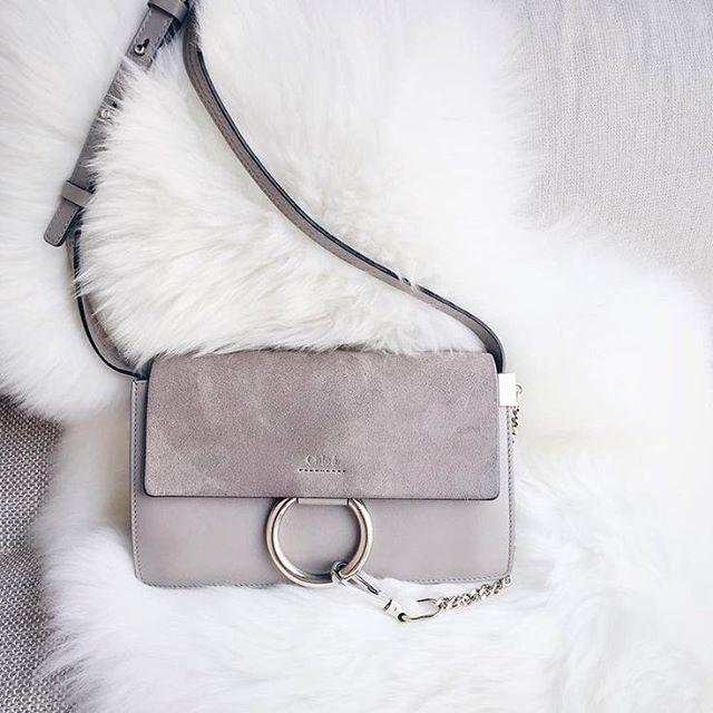 Laissez-vous tenter par la douceur du Faye de Chloé avec Leasy Luxe. // www.leasyluxe.com #sweet #perfection #leasyluxe