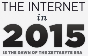 Just how much #data will #consumers consume in 2015? Let's just say it will be a lot! - The #Internet In 2015 [INFOGRAPHIC]