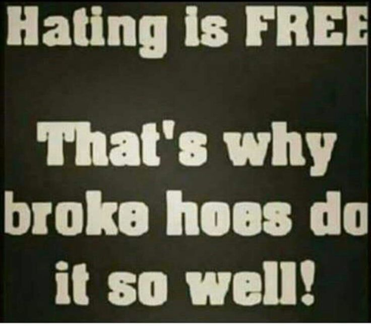 Hating by Rapper Trina