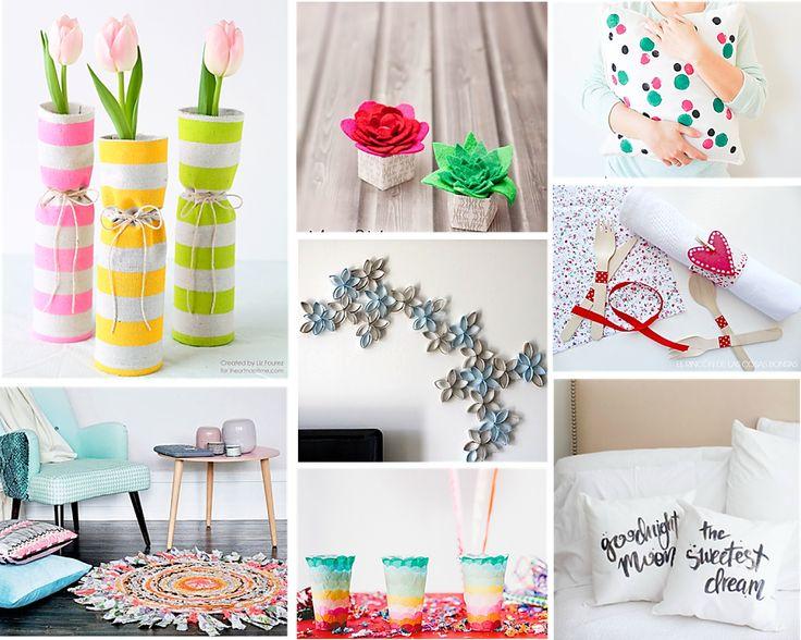 ideas y low cost para decorar tu casa
