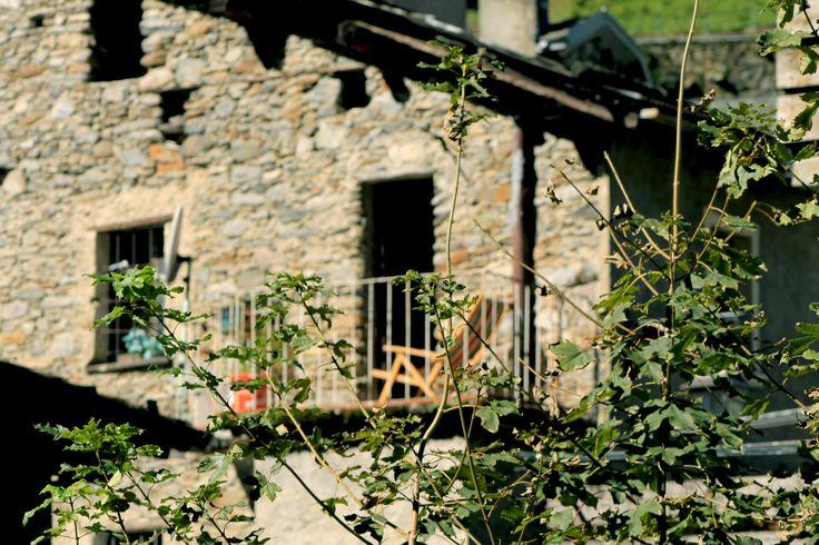 Dettagli di montagna a Pescegallo, Valgerola - Gerola Alta (SO)