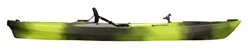 Perception Kayak Pescador Moss Camo Angling Kayak, Green/Black, Size 12 * You can find more details by visiting the image link.