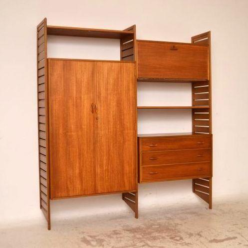 Ladderax shelving shelves chest of draws staples heals
