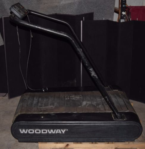 WOODWAY COMMERCIAL TREADMILL  (#1998)