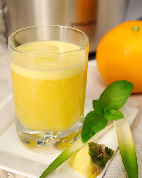 Ananas na gigancie