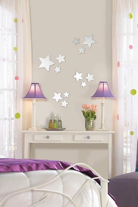 Beautiful kids room decor