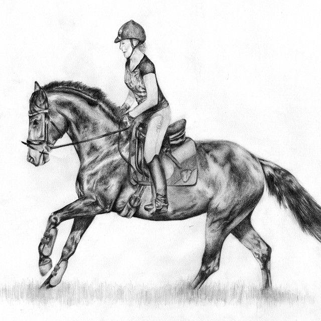 39 pferd mit reiter zeichnen  besten bilder von ausmalbilder