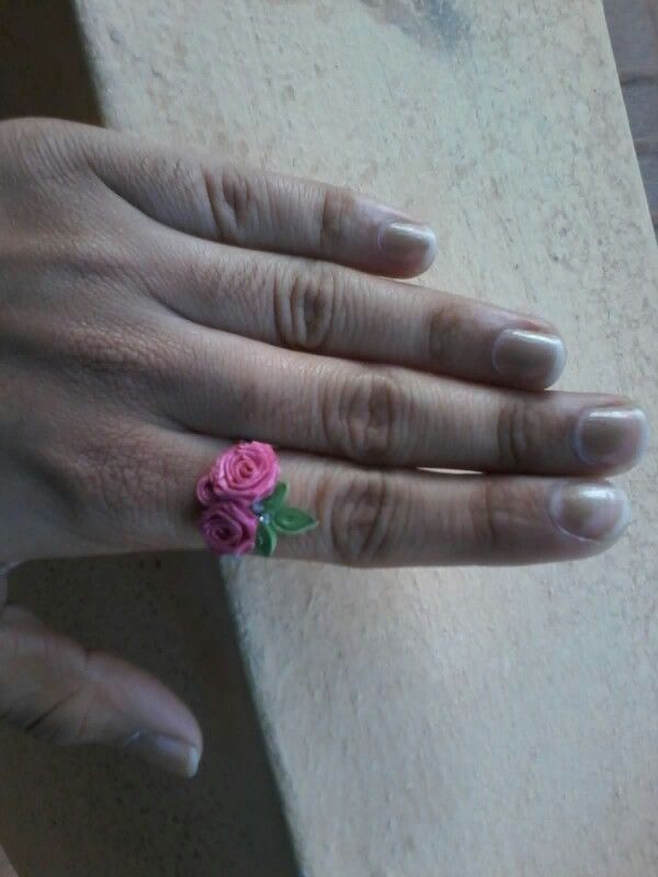 Paper ring madness ^_^