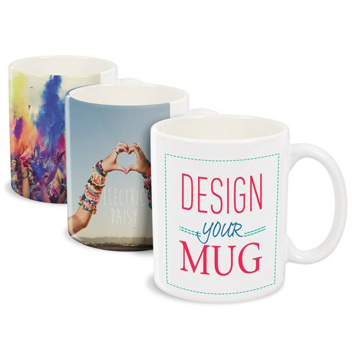 Personalized Photo Mugs & Custom Wholesale Discount Mugs   VivoPrint