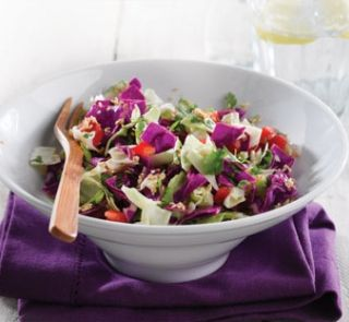 Simple Asian slaw   Healthy Food Guide