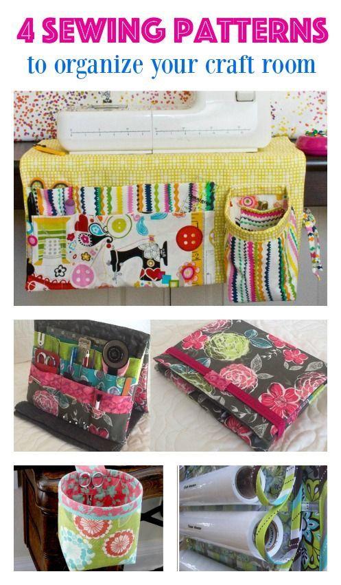 Sewing Organization Pinterest