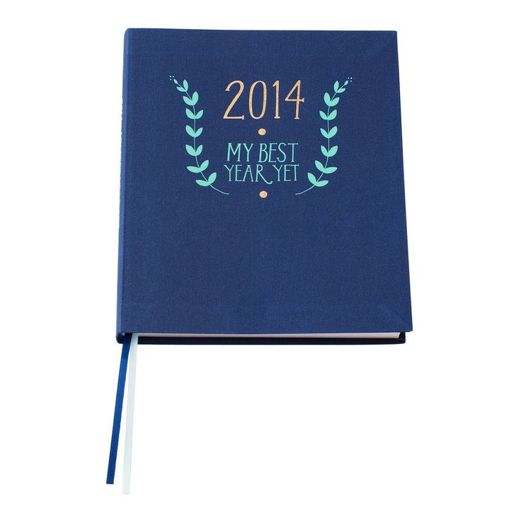 Manage an organised and inspired 2014 with this stylish A6 Inspire Diary. #2014 #diary #inspire