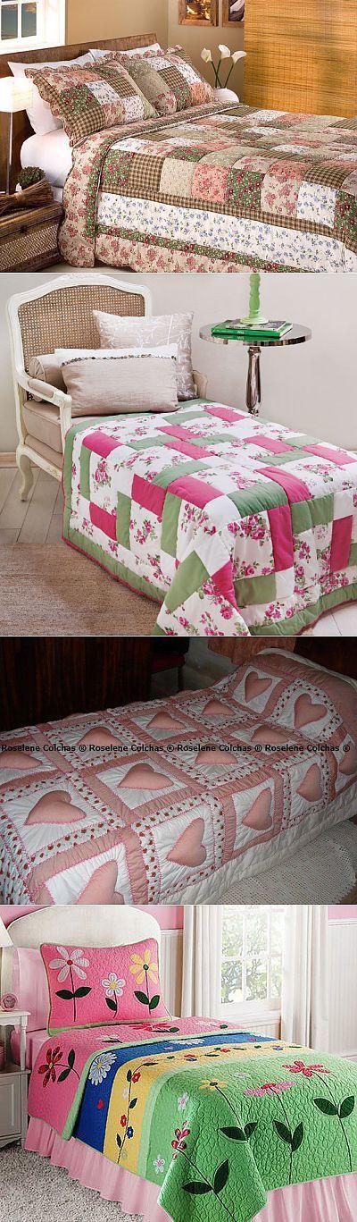 Пэчворк. Лоскутные одеяла. Идеи и мастер-класс.