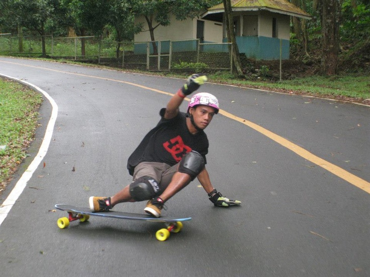 Bataan Longboarding Sessions with Loaded Ambassador Les San Jose | Mylifeonboard.net