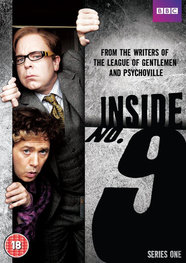 Inside No. 9 [DVD]: Amazon.co.uk: Reece Shearsmith, Steve Pemberton, David Kerr: Film & TV