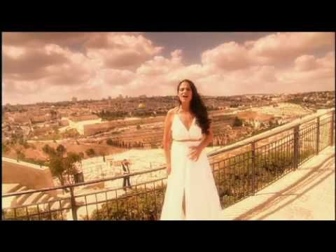 Jerusalem of Gold - Land Of Promise. A song of yearning and nostalgia for the ancient city that is Holy to All. Beautiful song <3