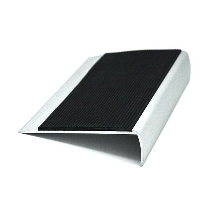Interior Design Stair Edge Protection Rubber Stair Nosing