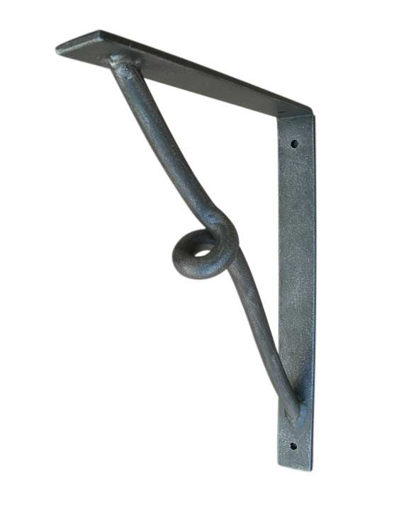 Decorative Contemporary Iron Angle Bracket