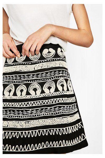 Skirt Clara 71F2WB1_2000_C