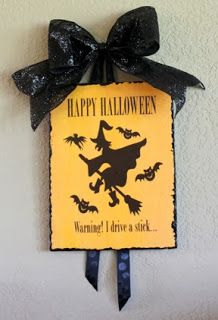 Life in the Craft Lane: Halloween Crafts