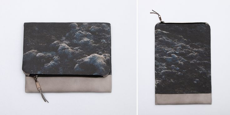 MOSA fold-over clutch