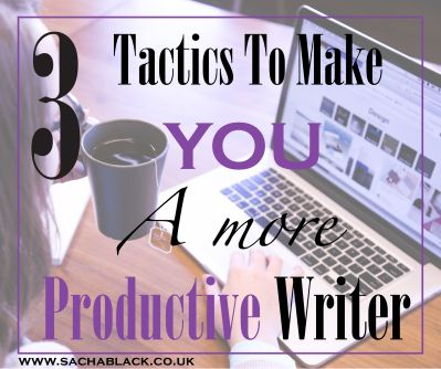 Want to write more? Use these tips