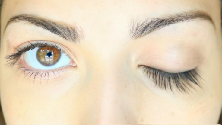 Natural Way To Grow Longer Eyelashes In One Week. Vitamin E oil Castor oil Coconut oil Small jar Measurement instructions from video