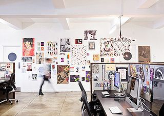 Open plan office inspiration